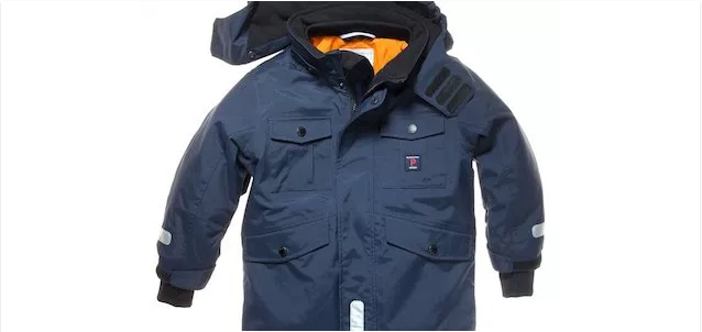 Polarn O. Pyret City and Slope Jacket