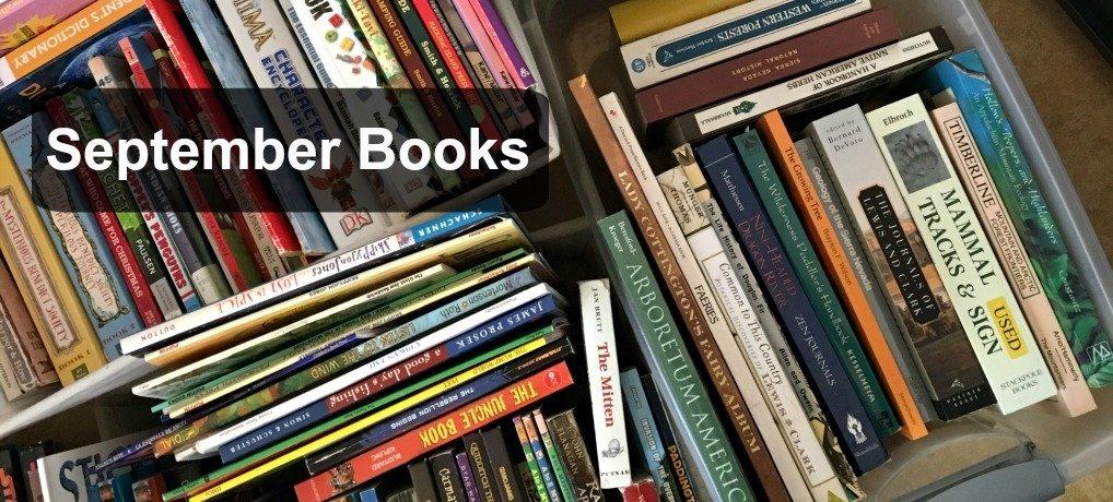 September book club ideas