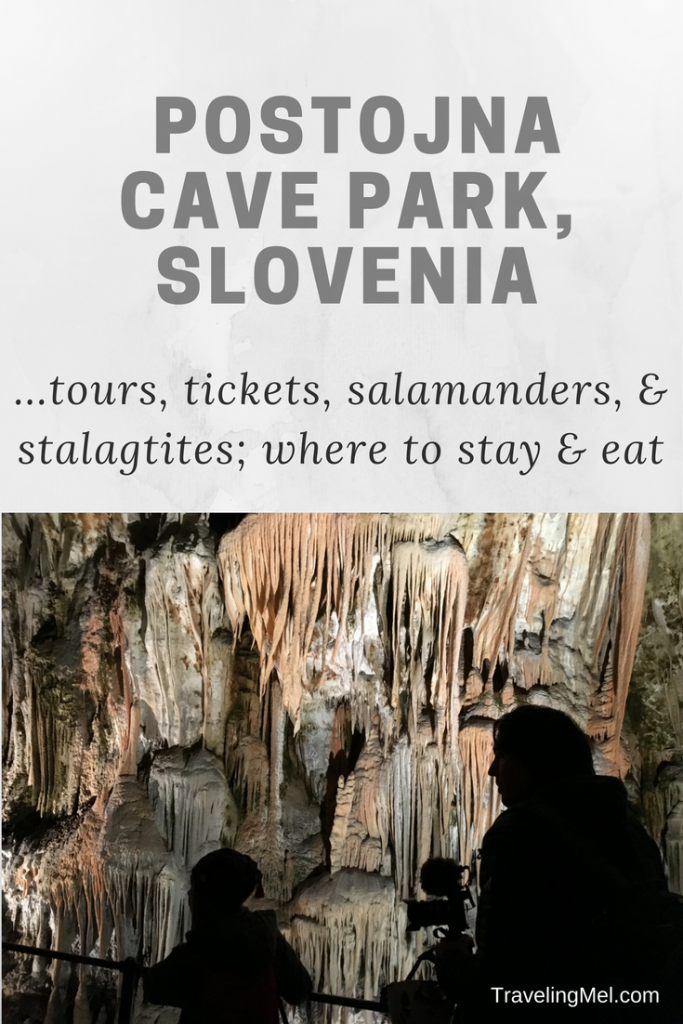 Plan your trip -- either a day trip or overnight-- to Postojna Cave Park in Slovenia. Tours, tickets, and all the info you need.