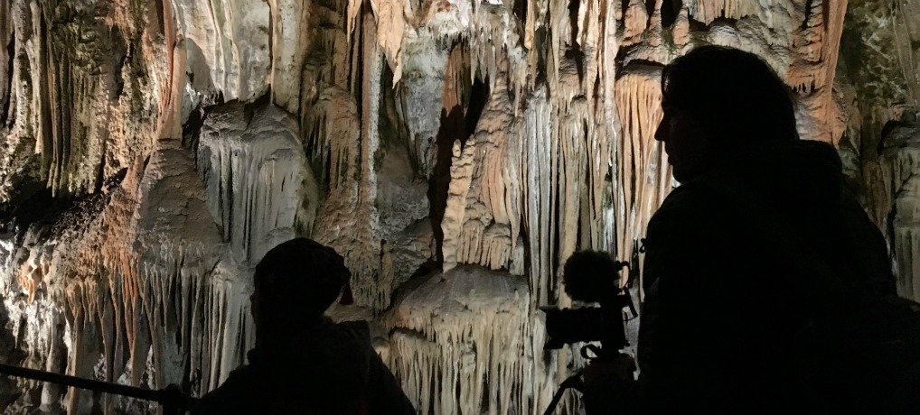 Ljubljana to postojna caves is an easy trek