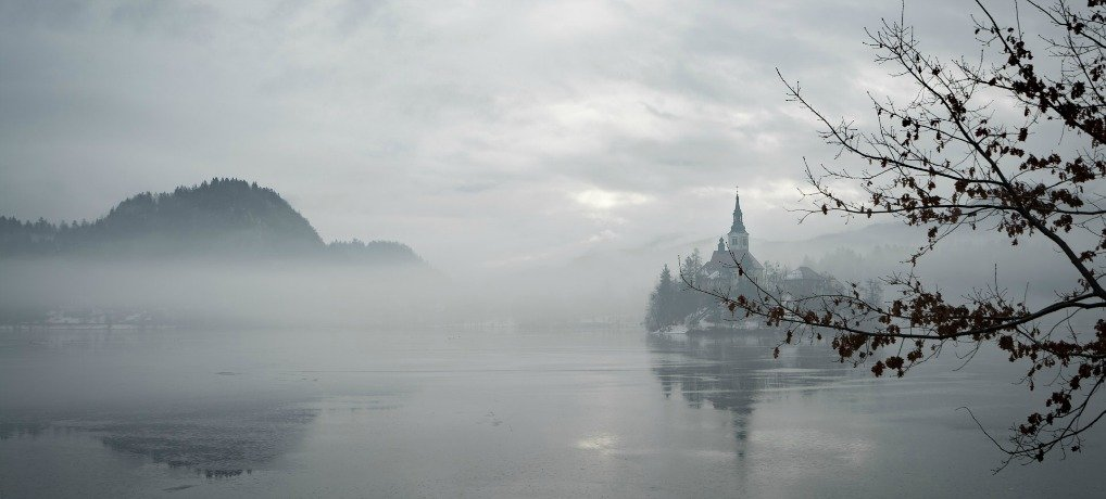 Lake Bled in winter things to do