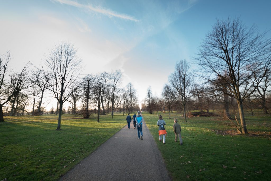 things for kids to do in Hyde Park London