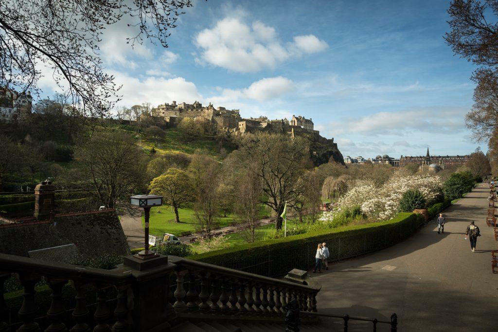 girls' Weekend in Edinburgh things to do