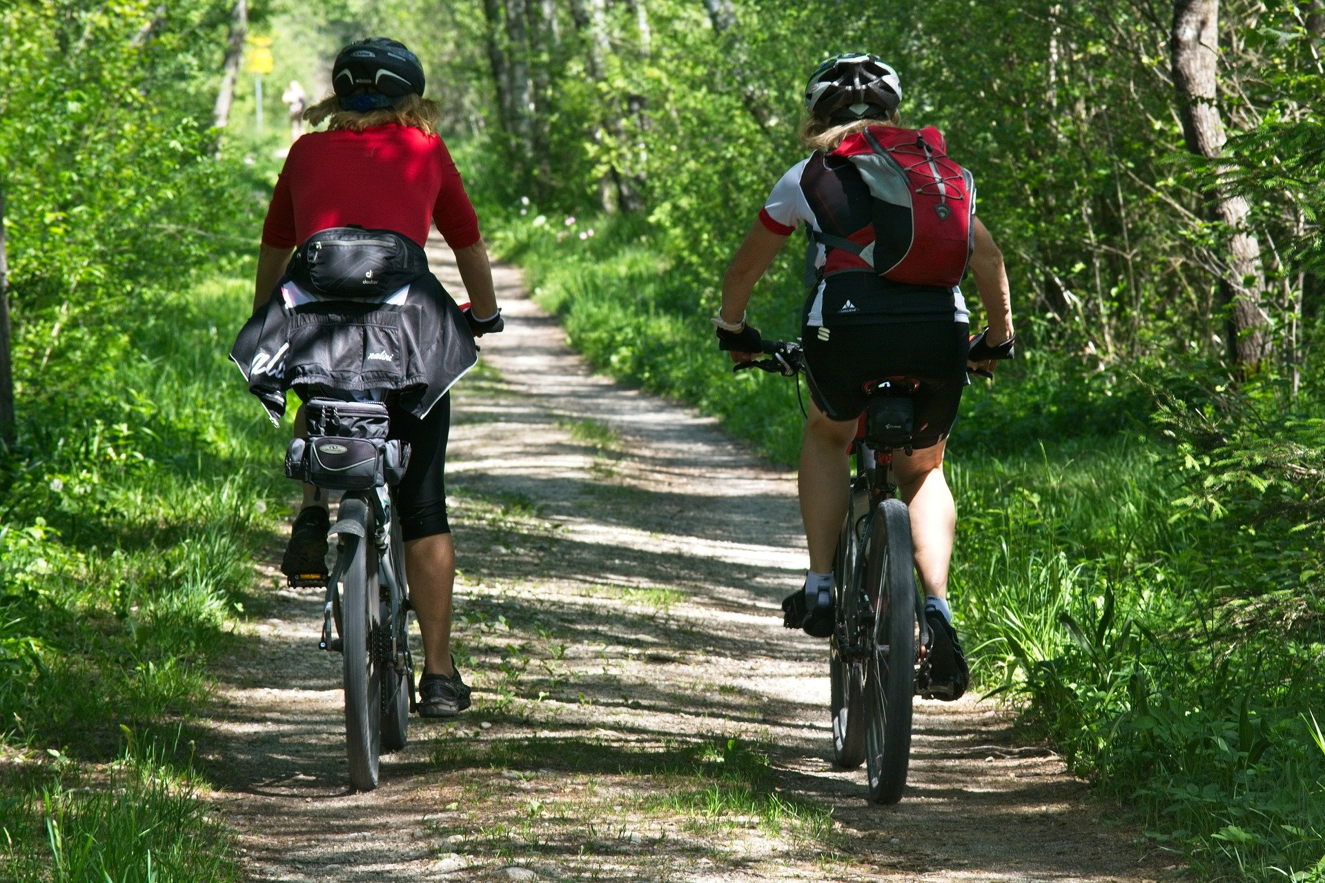 Bicycle travel is a great way to explore