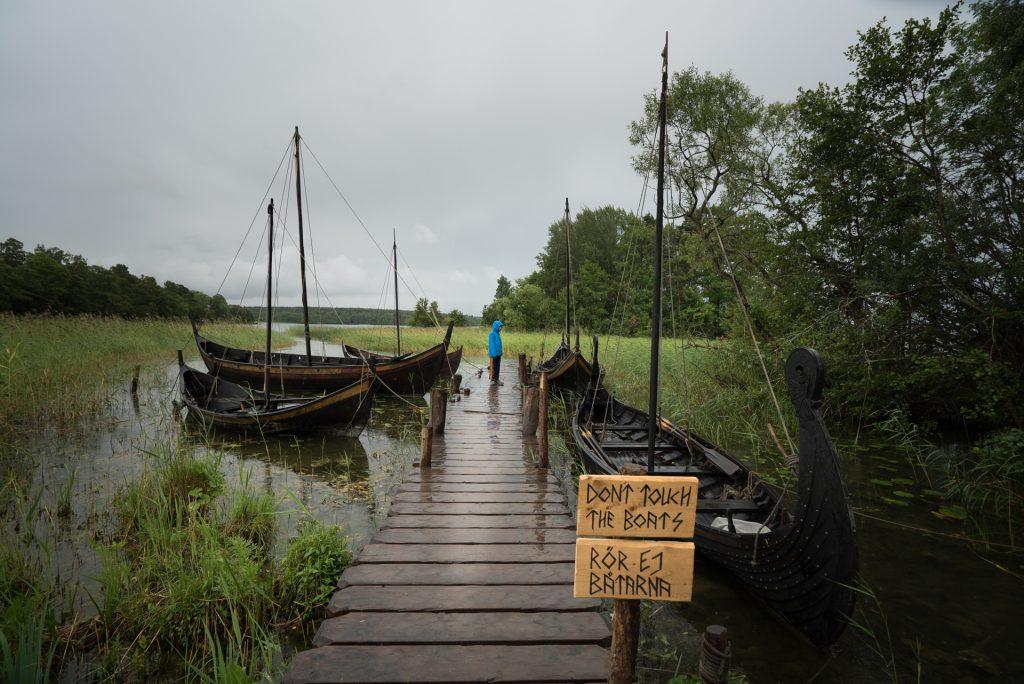 Birka Viking Village Stockholm