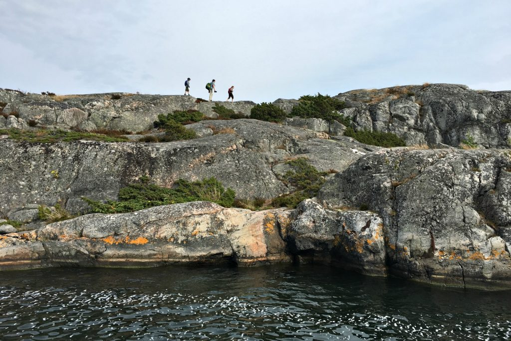 Bullero Island in the Stockholm archipelago