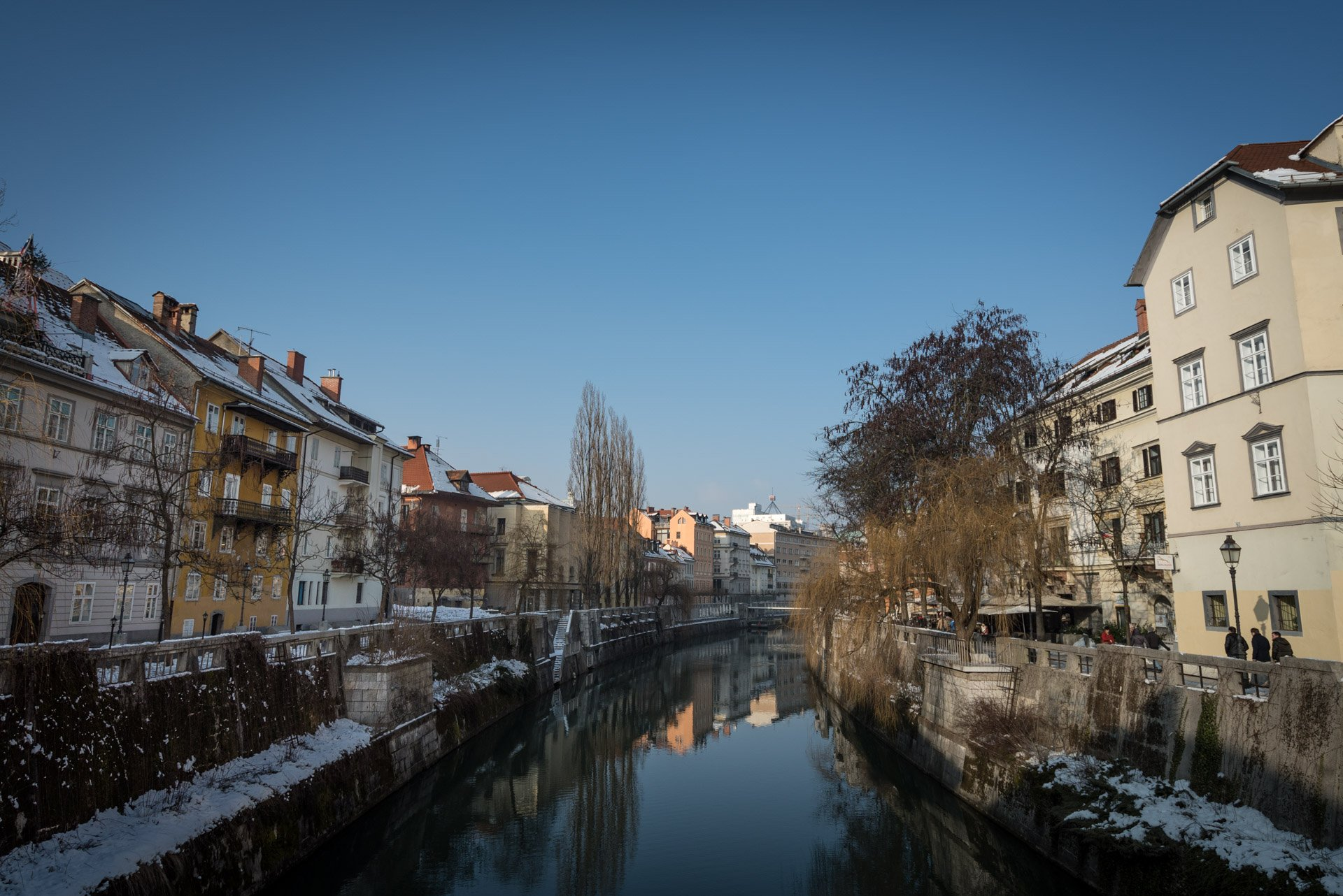 some of the best experiences in slovenia are in Ljubljana