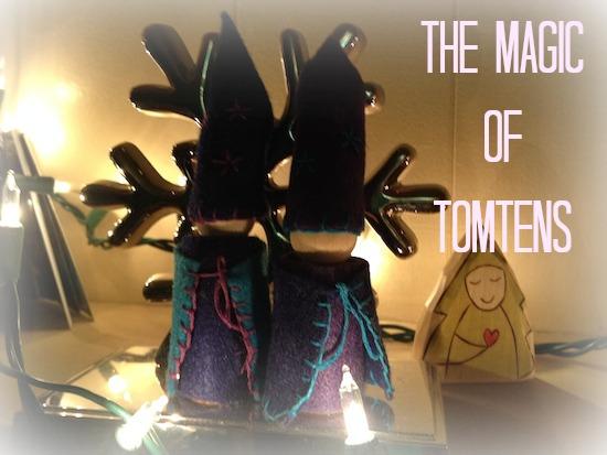 tomtens on Christmas
